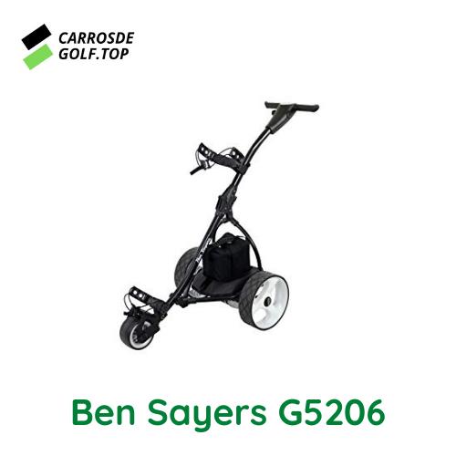 Opiniones del Carro de Golf Ben Sayers G5206