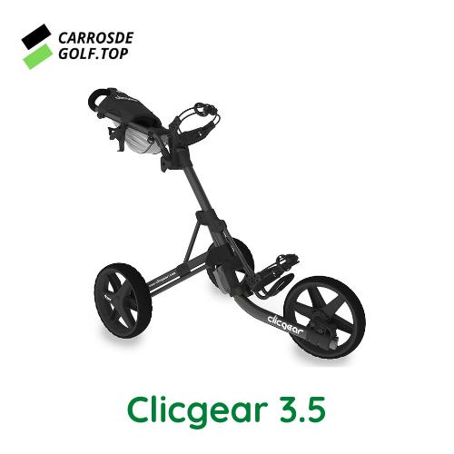 Opiniones del Carro de Golf Clicgear 3.5