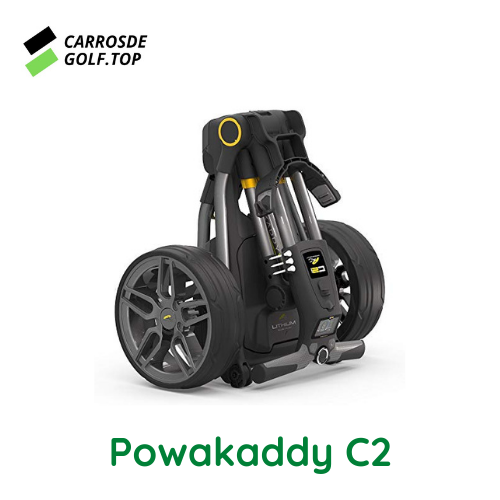 Opiniones del Carro de Golf Powakaddy C2