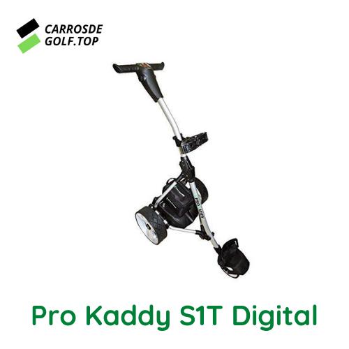 Opiniones del Carro de Golf Pro Kaddy S1T Digital
