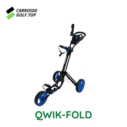 Opiniones del Carro de Golf QWIK-FOLD
